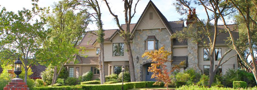 Beautiful Granite Bay homes and estates like this one are why home values in Granite Bay have such strong price retention.