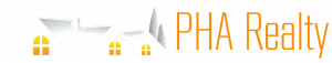 The PHA Realty Logo