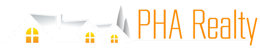 The PHA Realty Logo