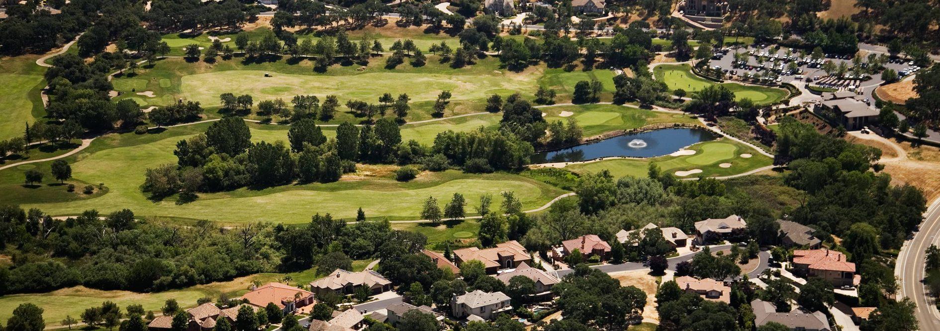 Whitney Oaks Country Club Community in Rocklin, CA